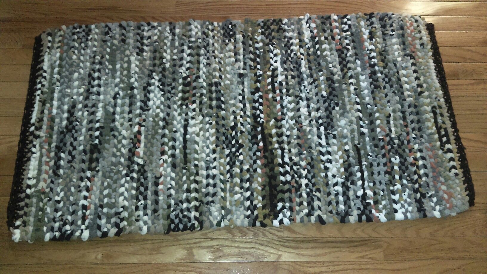 Twine Rug River Rock colors